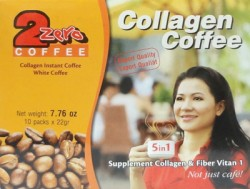Collagen Instant Coffee - White Coffee