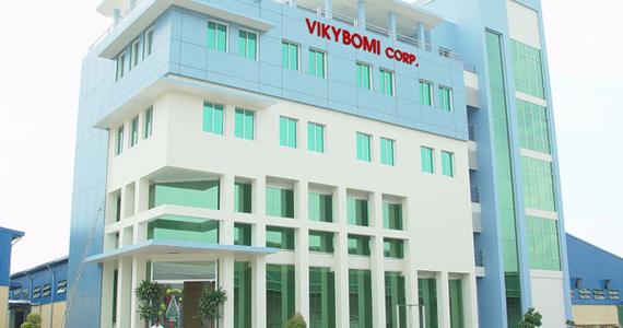Giới thiệu chung công ty bột mì VIKYBOMI